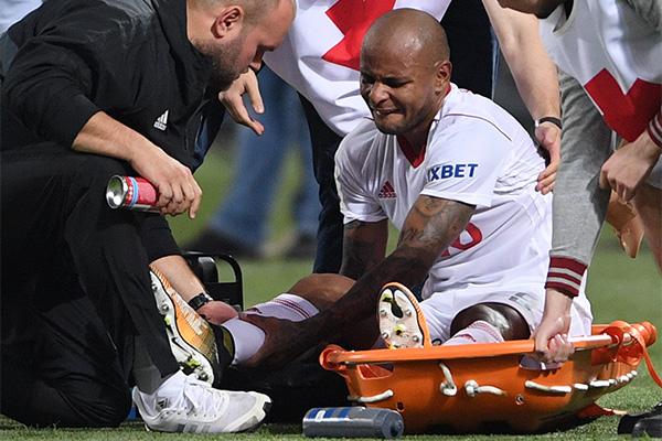 «Локомотив» сообщил о сроках восстановления 7 травмированных игроков